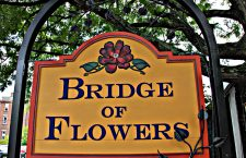 Day Trip to Shelburne Falls and The Bridge of Flowers