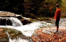 Umpachene Falls – A Hidden Swimming Hole in The Berkshires