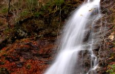 A must see waterfall in The Berkshires you've never heard about before