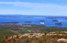Jaw-dropping views at Cadillac Mountain