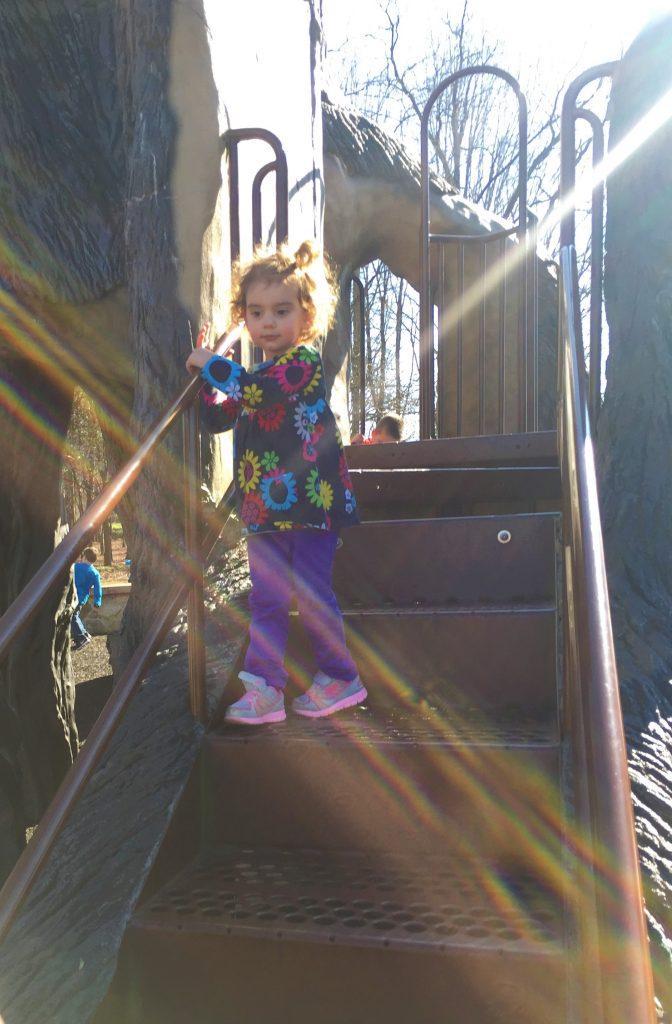 Robbins Park playground, Robbins Park, Cornelius