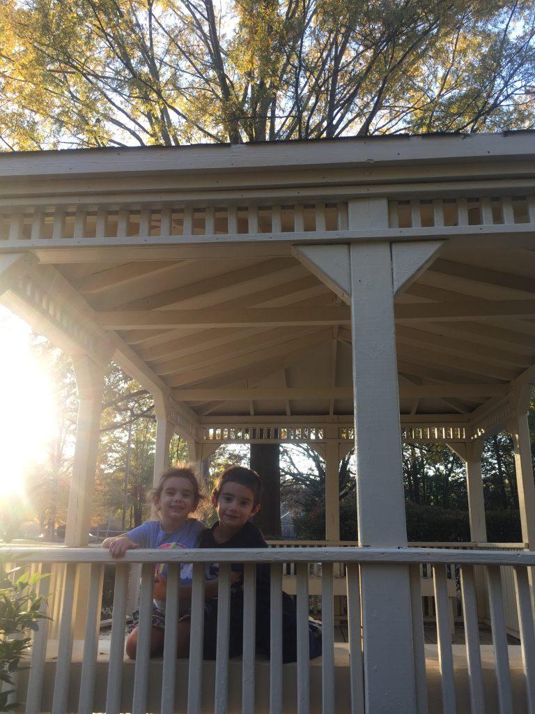 Holbrook playground, Huntersville NC, Holbrook Park, Holbrook Park pavilion