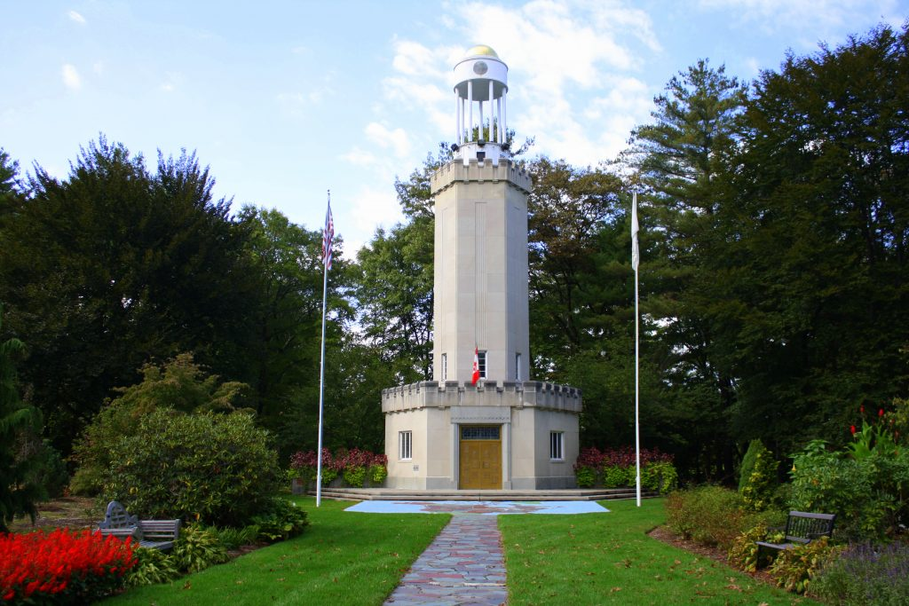 The Stanley Park Carillon Tower