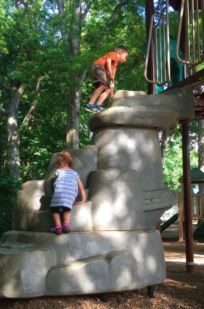 Holbrook playground, Huntersville NC, Holbrook Park