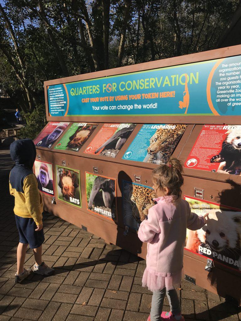 Greenvile Zoo, South Carolina