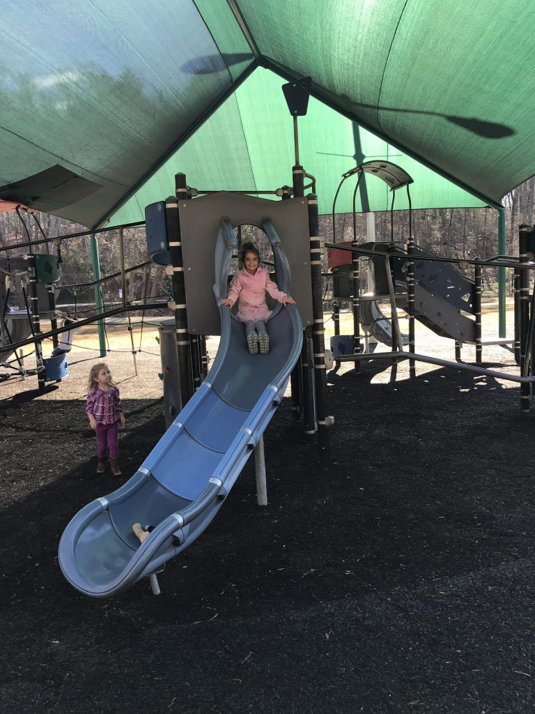 Greenville Playground, Greenvile Zoo playground
