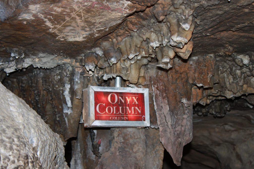 Onyx Column, Ruby Falls