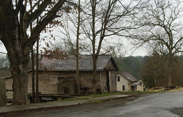 Henry Mill Village, Hunger Games, District 12