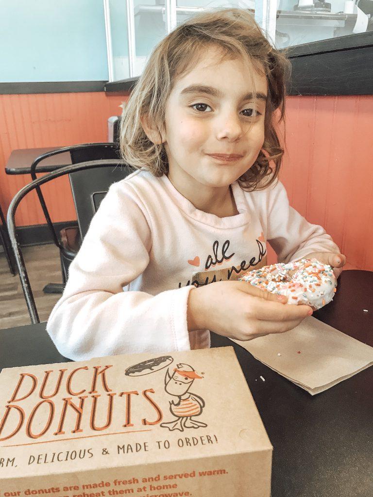Duck Donuts, Huntersville, North Carolina