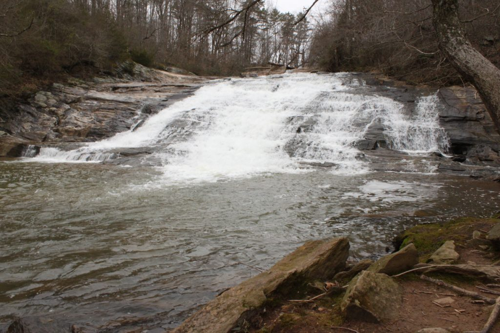 Elkin Valley Trails Association, Powerhouse trail, Carter Falls, elkin NC