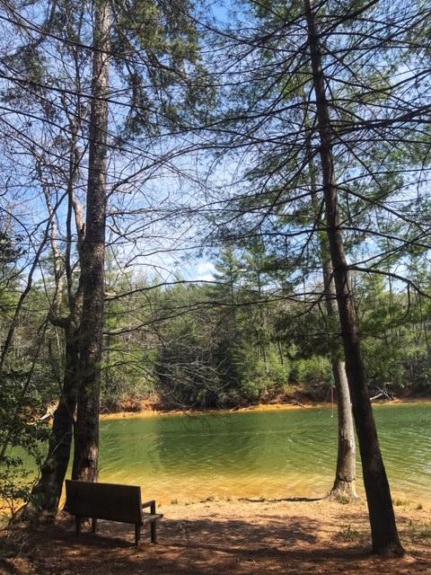 fonta flora county park, burke county, nc, fonta flora trail loop, glen alpine, fonta flora state trail, lake james, nc