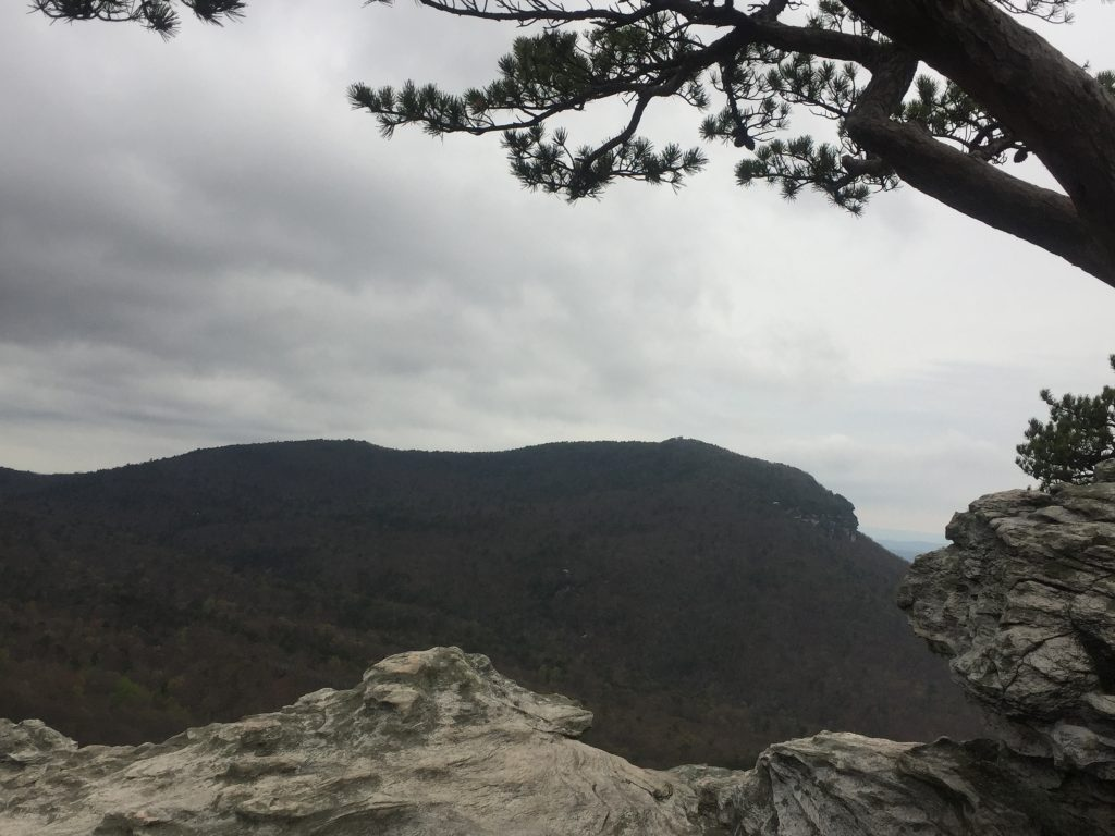 Hanging Rock State Park, NC