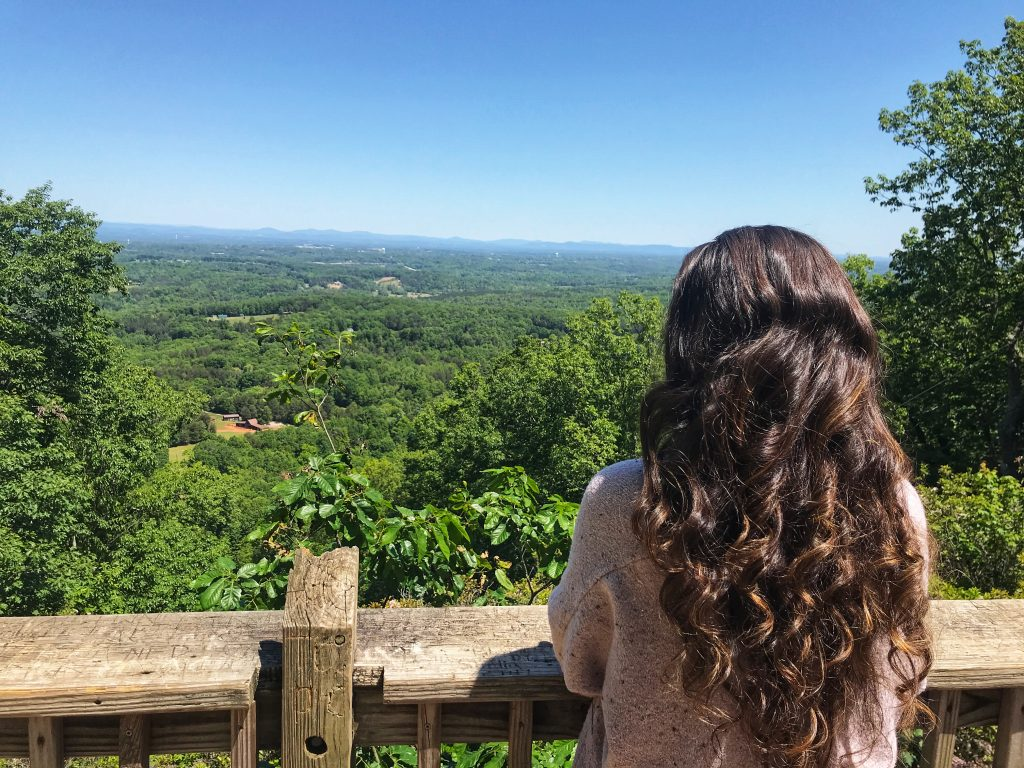 Bakers Mountain Park, Catawba County NC