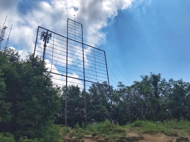 Hilbriten Mountain, Lenoir NC