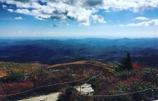 Best Trail To See The Foliage on The Blue Ridge Parkway