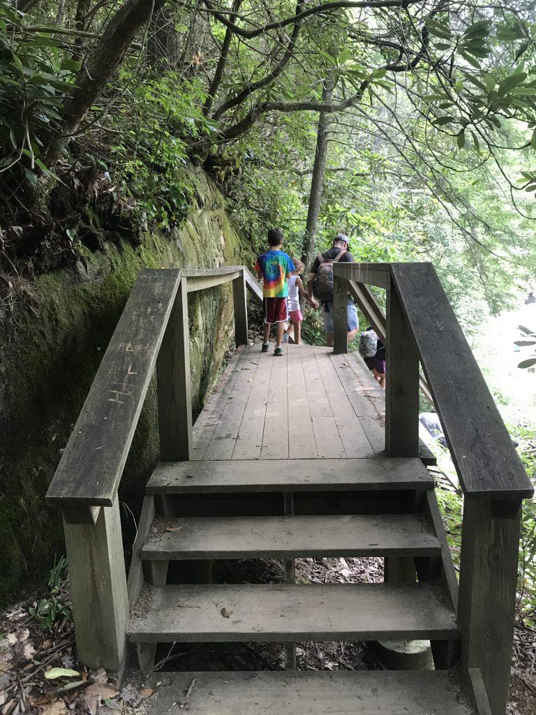 Upper Creek Falls, Morganton, NC
