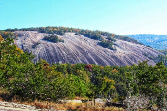 Wolf Rock Trail, Stone Mountain NC