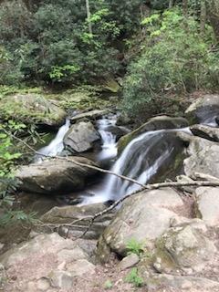 Catawba Falls, Old Fort, Asheville, NC